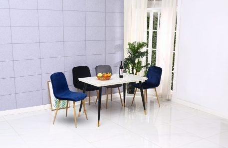 4Pcs Modern Dinning Chairs