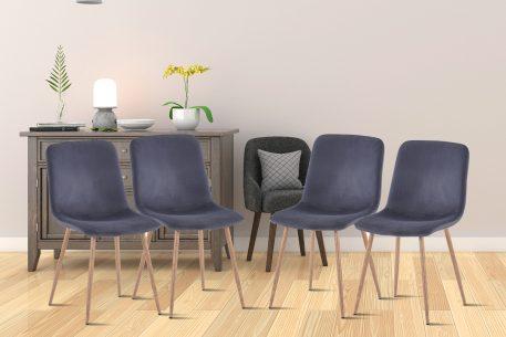 Modern Dinning Chair 4pcs
