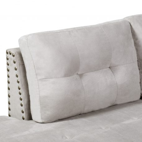 Sectional Sofa Set With Chaise Lounge And Storage