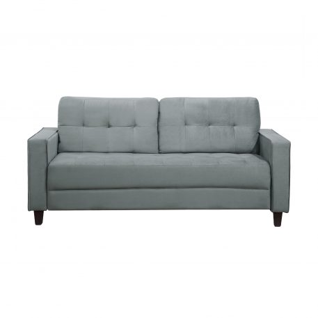 Morden Style Upholstered Sectional Sofa Set, 3 Seat