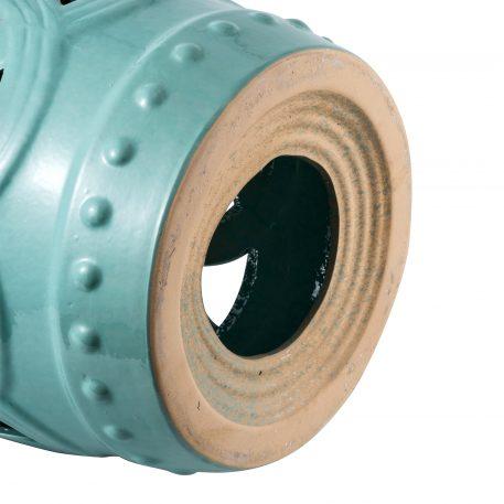 Green Ceramic Garden Stools 4062