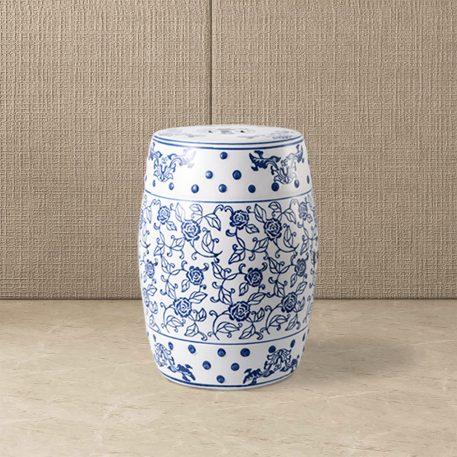 Chinese Ceramic Garden Stools 4075
