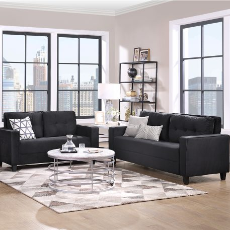 Morden Style Sectional Sofa Set - 2+3 Seat