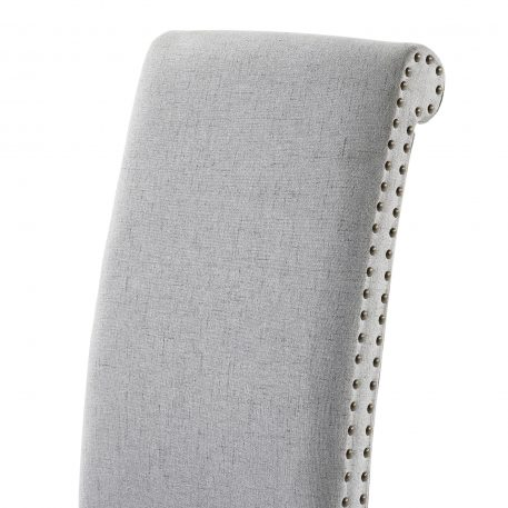 Fabric Padded Side Chair,Set Of 6