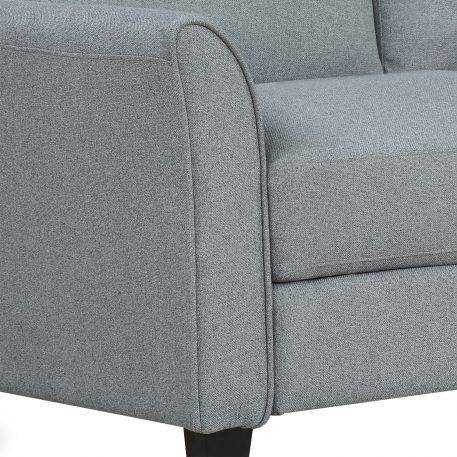 Armrest Single Sofa And Loveseat Sofa