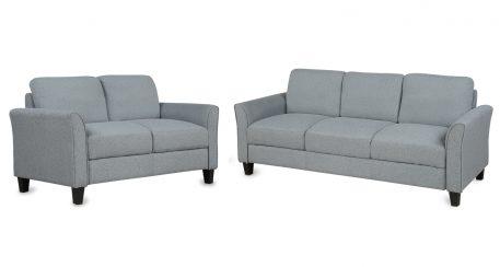 Loveseat Sofa And 3-Seat Sofa