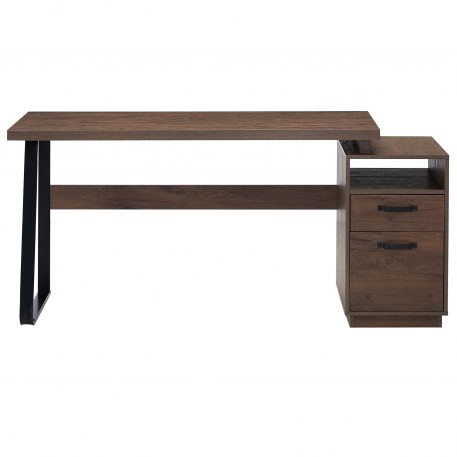 """65"""" Writing Study Table With Drawers"""