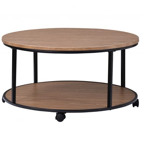 """35.5"""" Round Coffee Table"""