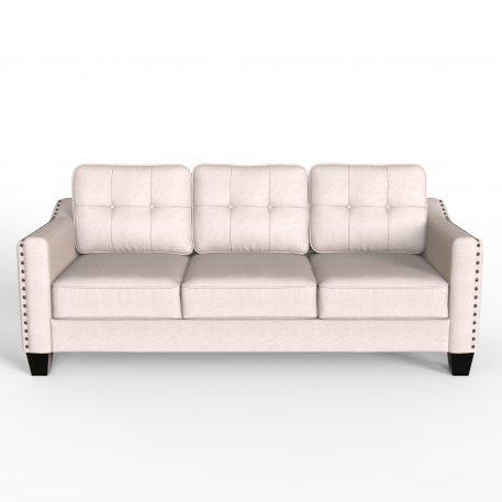 3 Piece Sofa Set, 1 Sofa, 1 Loveseat And 1 Armchair