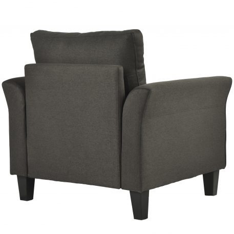 Accent Arm Chair  Upholstered Single Sofa