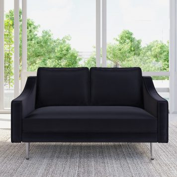 Morden Style Couch Furniture Loveseat