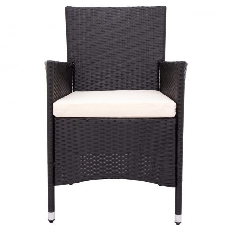 7 Piece Patio Rattan Furniture Set