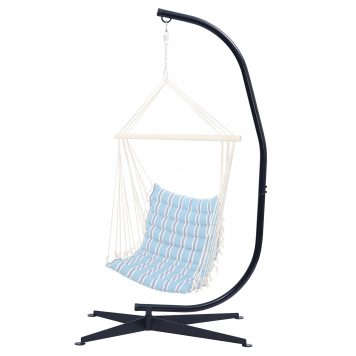 Hammock Chair Stand - Metal C-Stand