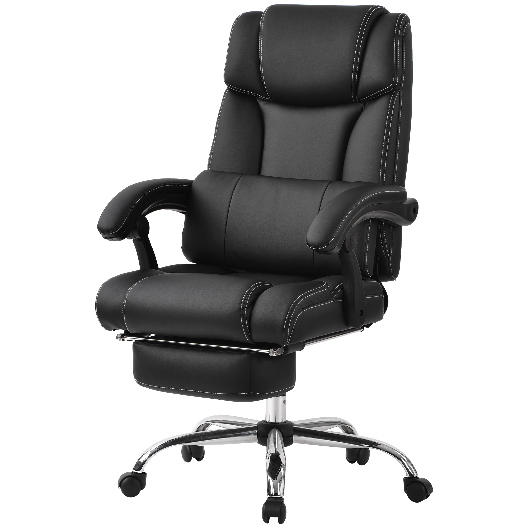 High Quality PU Leather Office Chair