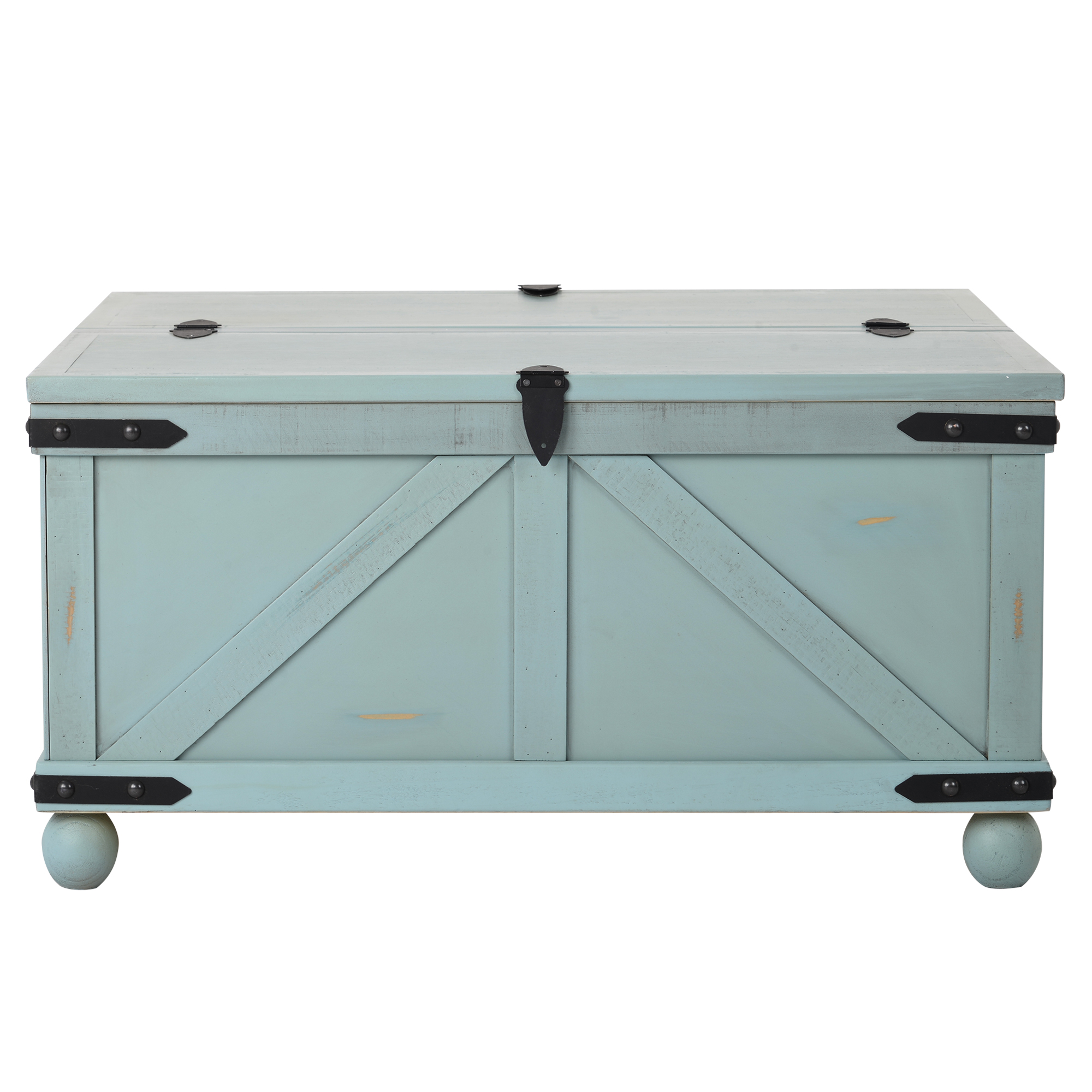 U-Style Lift Top Coffee Table With Storage