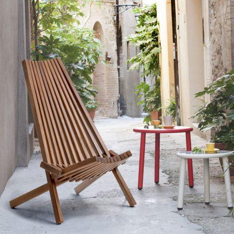 Folding Wood Chair
