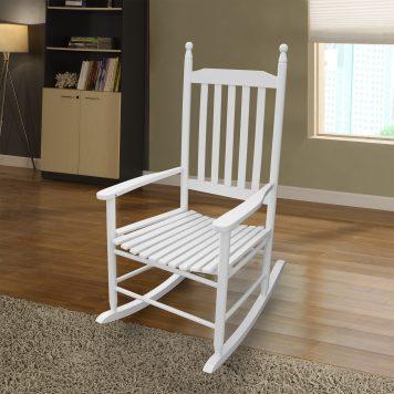 Wooden Porch Rocker Chair
