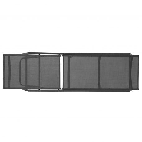 Five-Position Adjustable Aluminum Recliner, 2-Pcs Set