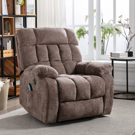 Electric Lift Recliner With Heat Therapy and Massage