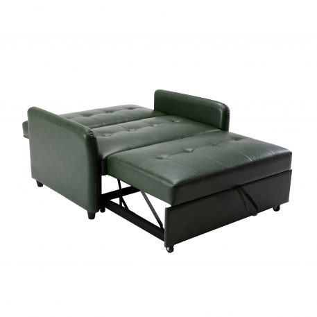 """51"""" Convertible Sleeper Bed With Dual USB Ports"""